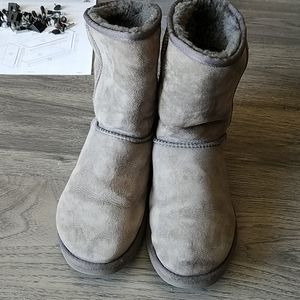 UGG Boots, Grey, Size W8 $15